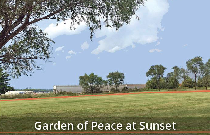 Garden of Peace at Sunset Lower Cost Burial