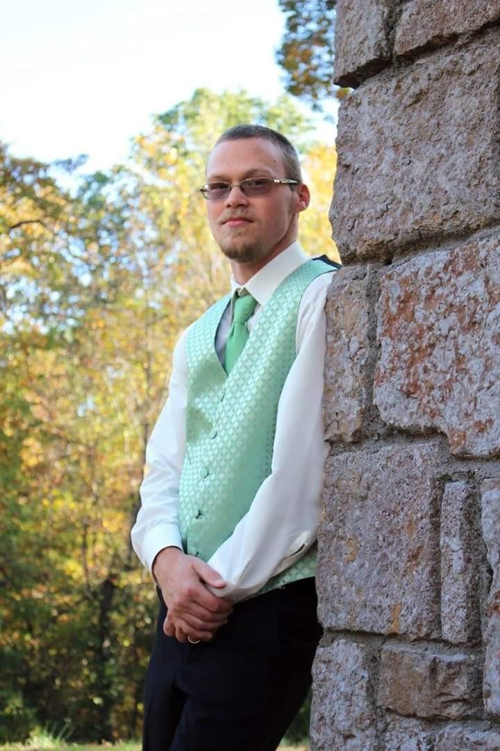 Brandon Beck Obit photo - Brandon Wayne Beck