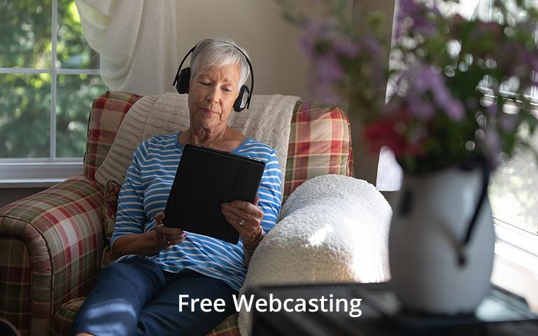 Free Webcasting