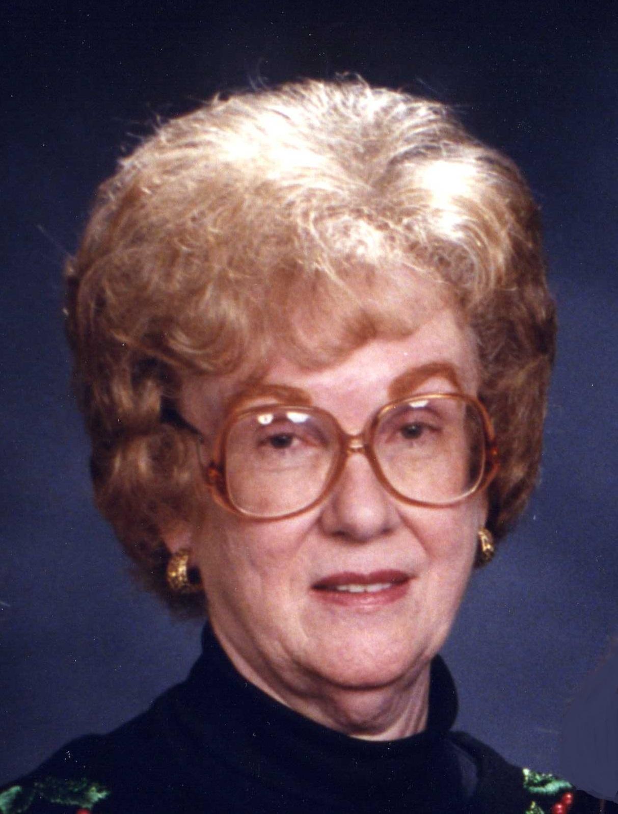 """Elizabeth Newcom - Elizabeth """"Betty"""" Newcom"""