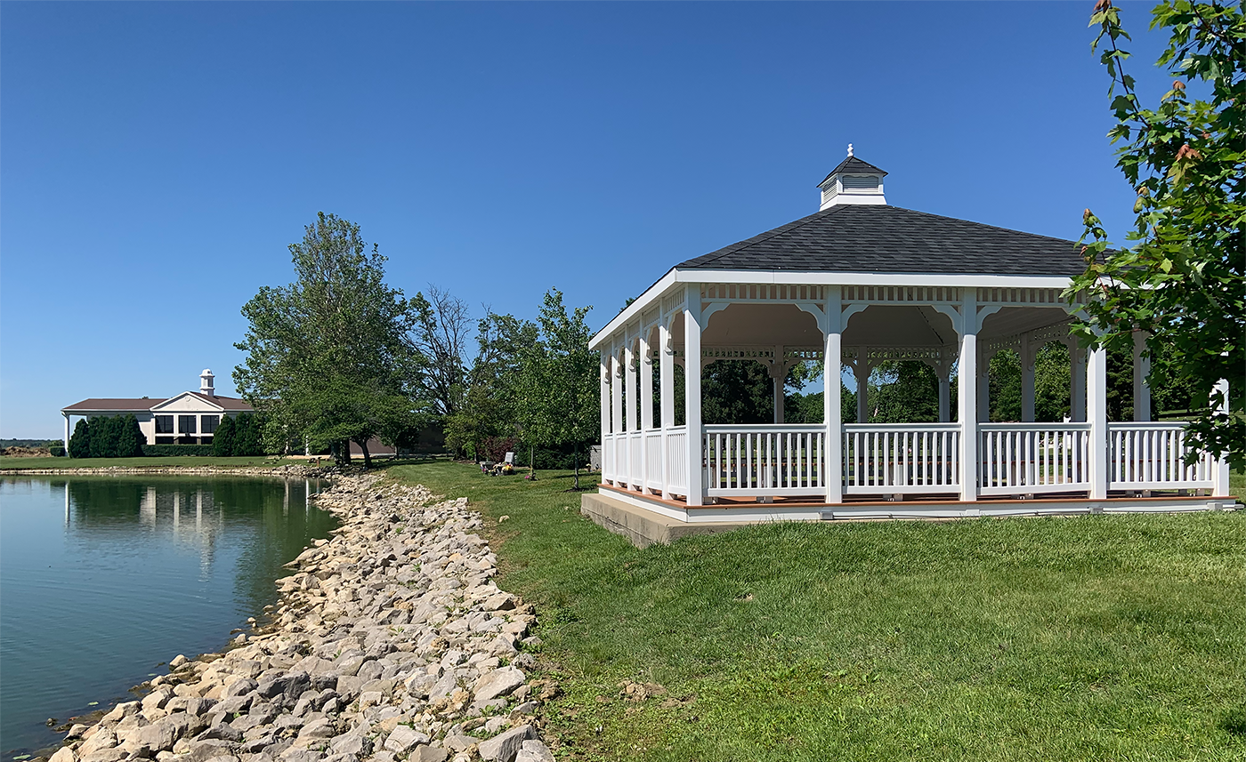 Lakeside Pavilion May 2021 - Did Your Family Experience A Death Due To COVID-19? Apply For Assistance.